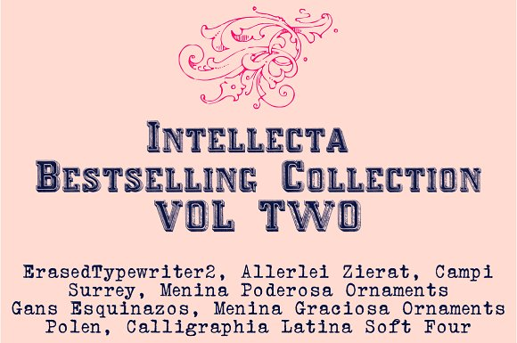 Intellecta's Bestselling Collection