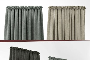 Three curtains 2