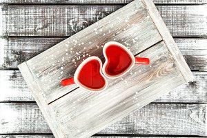 Valentines day. Love. Heart