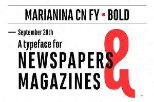 Marianina Cn FY Bold