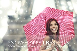 Snowflakes Lightroom Presets