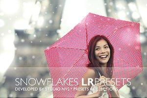 Snowflakes Lightroom Presets