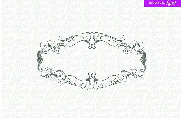 Luxury, Royal Wedding Logo ~ Logo Templates on Creative Market
