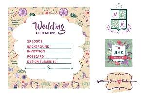 Logos, wedding style