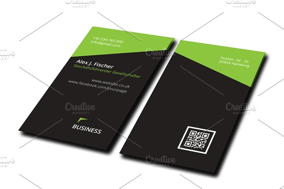 Creative Business Card Vol.3 - Business Cards