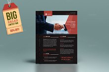 Exclusive Corporate Flyer Template