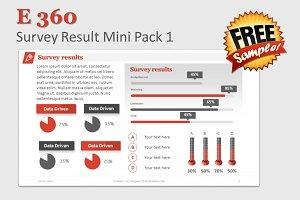 E360 Surevy Result Mini Pack 1 PP