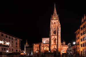 Oviedo cathedral