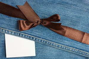 Jeans gift