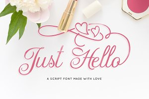 Just Hello Script (Intro Sale)