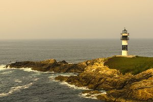 ribadeo lightouse