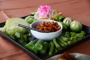 Traditional Thai cuisine