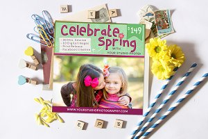 Marketing Board | Spring Playtime