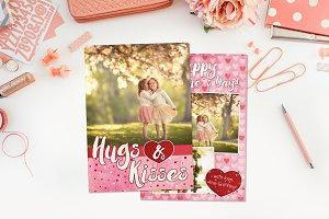 Valentine's Card | Hug Me
