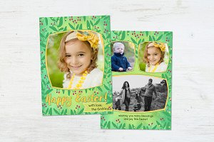 Easter Card | Wild Berries