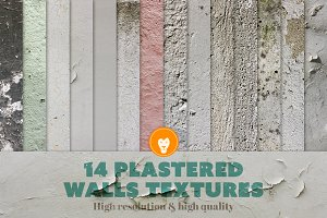 Plastered Walls Collection
