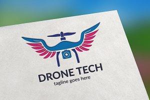 Drone Tech Logo