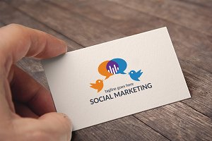 Social Marketing Logo