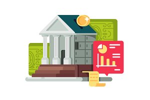 Bank and banking finance