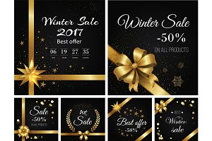 Winter Sale 2017 and Best Offer on All Products