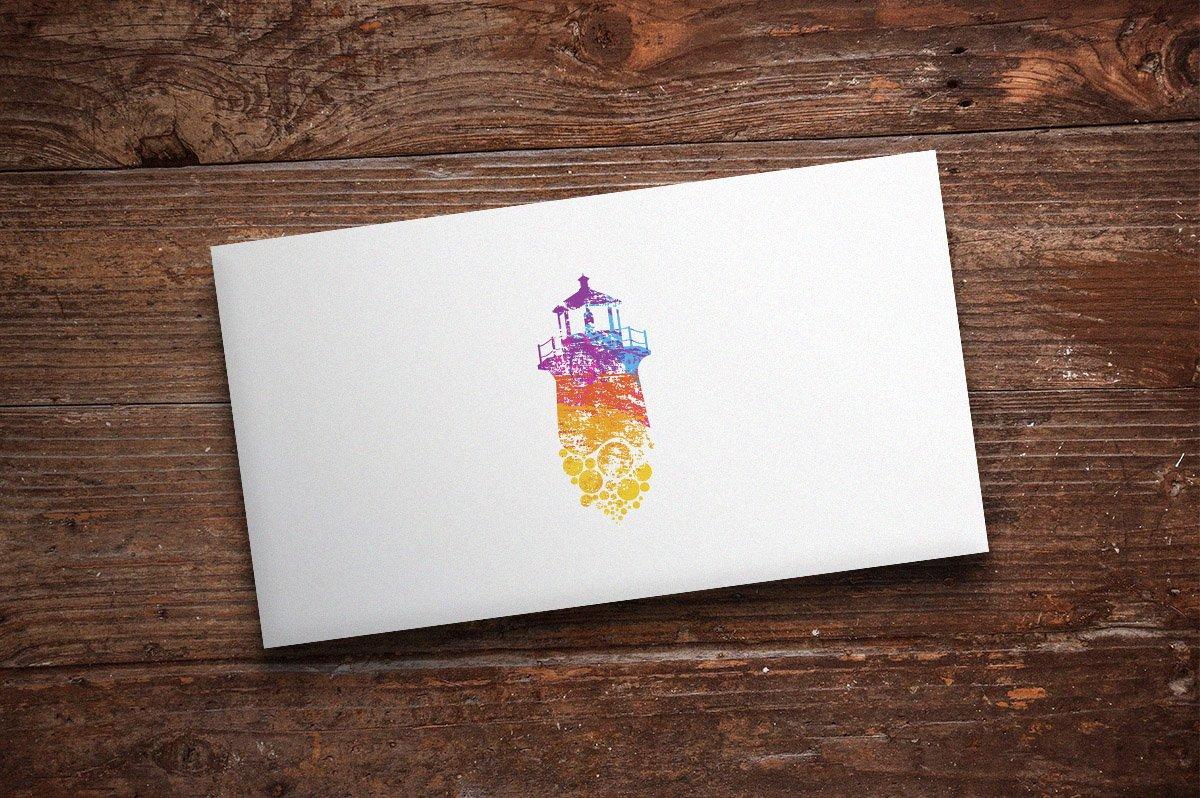 Lighthouse Logo ~ Logo Templates ~ Creative Market