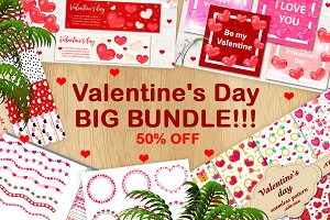 Valentine's Day BIG BUNDLE!!!