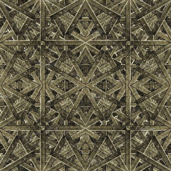 Polygons Seamless Pattern in Patterns