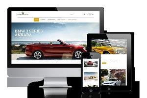 Motor Homes - Design for Car Dealers