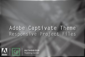"""Color"" Adobe Captivate Theme"