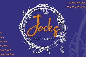 Jacks Font Duo