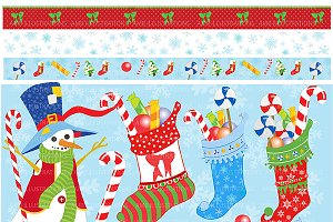 Christmas Goodies Clipart AMB-169