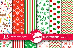 Christmas Eve Papers AMB-170