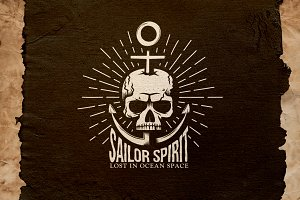 Sailor Spirit Logo