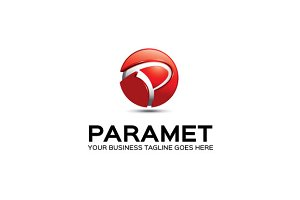 Paramet Logo Template