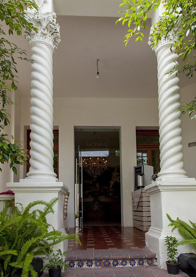 Elegant colonial house entrance architecture photos on creative market - Elegant colonial architectural designs ...