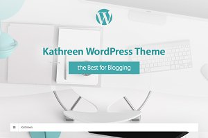Kathreen WordPress Theme