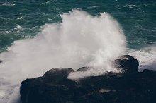 Waves at the Coast #02
