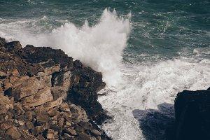 Waves at the Coast #01