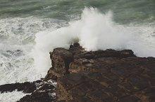 Waves at the Coast #05