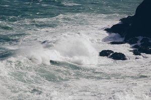 Waves at the Coast #03