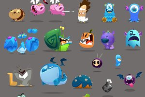 Massive RPG Cartoon Pack