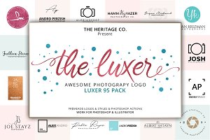 The LUXER 95 Photography BUNDLE