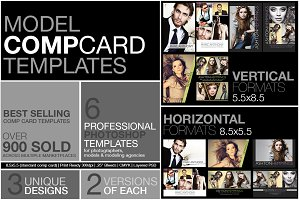 Model Comp Card Kit