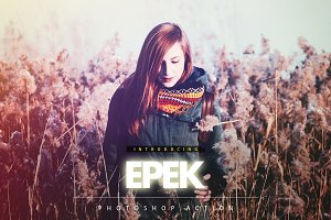 Epek Photoshop Action