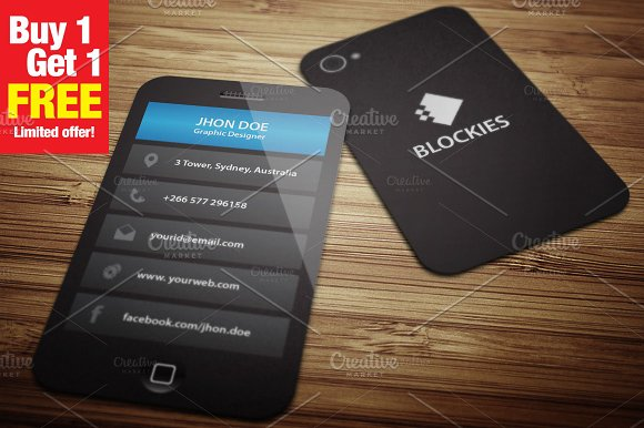 Smart Phone Bonus Flyer