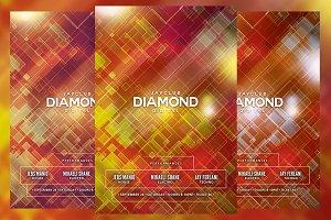 Diamond Digital Club Flyer