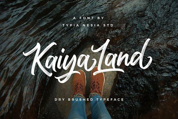 Kaiya Land Intro Sale
