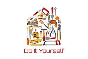 Tools or equipment for repair, building instrument