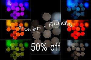 Bundle: Bokeh - sale 50% off