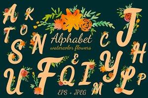Warm alphabet